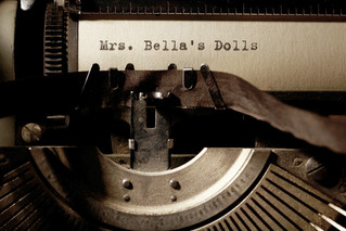 Bella's Dolls read all about us!