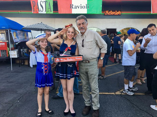 Italian Fest with Mrs Bella & Joe Mantegna