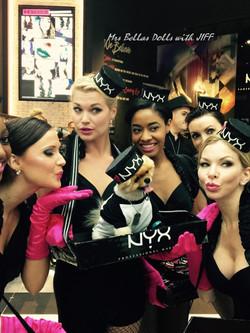 Bella's Dolls with Jiff