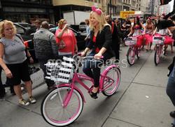 Candy girls in New York