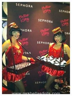 Usher Candy girls