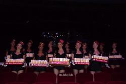 pop corn girls Bella's Dolls