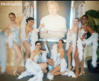 Watch Bella's Dolls perform on Hell's Kitchen