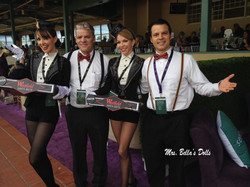 Breeders cup with Bella's Dolls