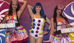 Katy Perry wax figure