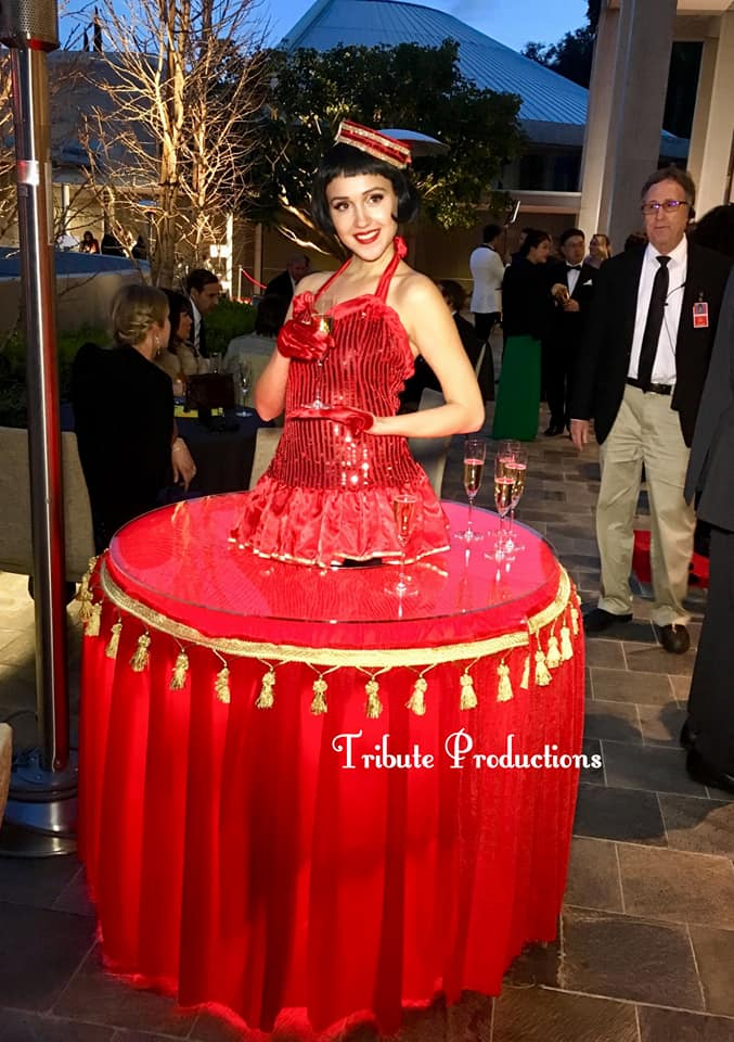 Usherette Table