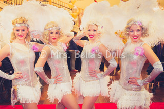 Dancin Dolls Show this weekend