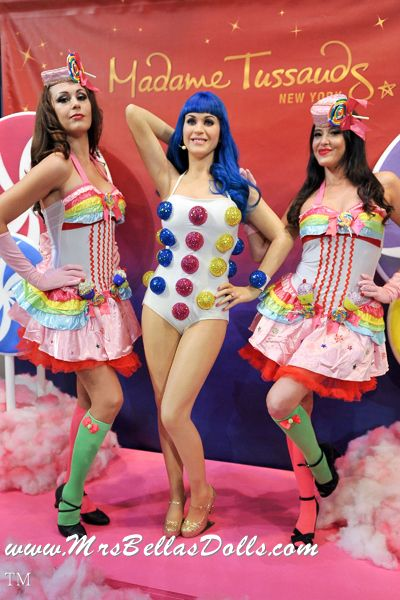 candy girls with candy trays