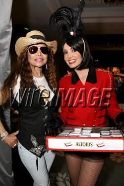 candy girl with Latoya