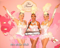 Too Faced Cosmetics and Candy Girls