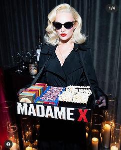 Madonna Madame X premier.jpg
