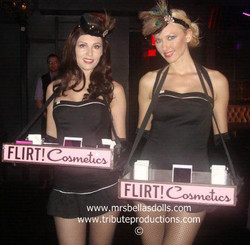 Branded candy girls