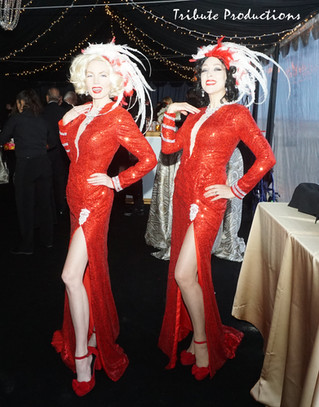 Gentlemen prefer blondes!! & more tonight for MBDs for Hollywood icon weekend