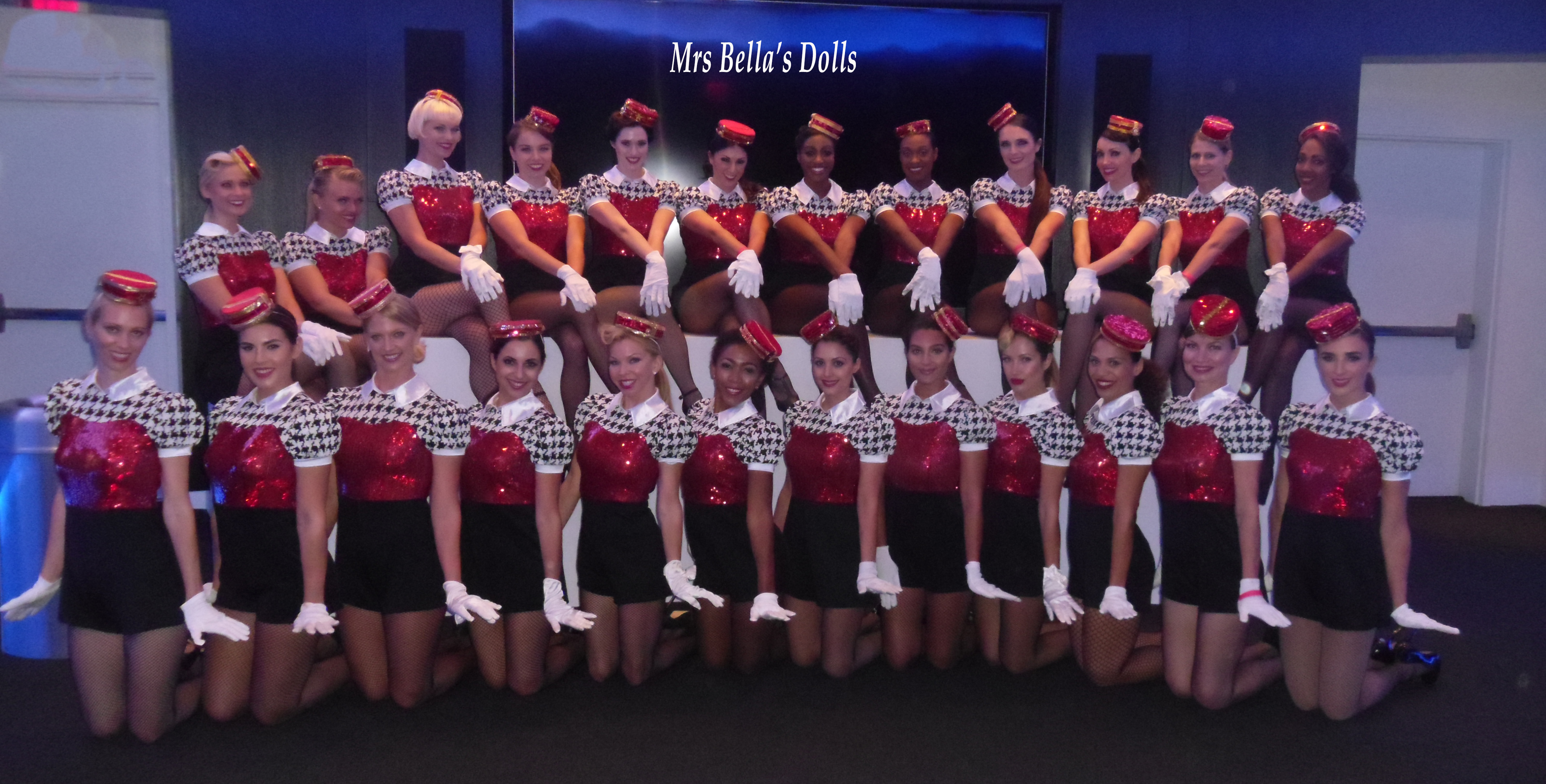 Bella's Dolls for Intel