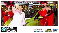 Showgirls for MTV Awards