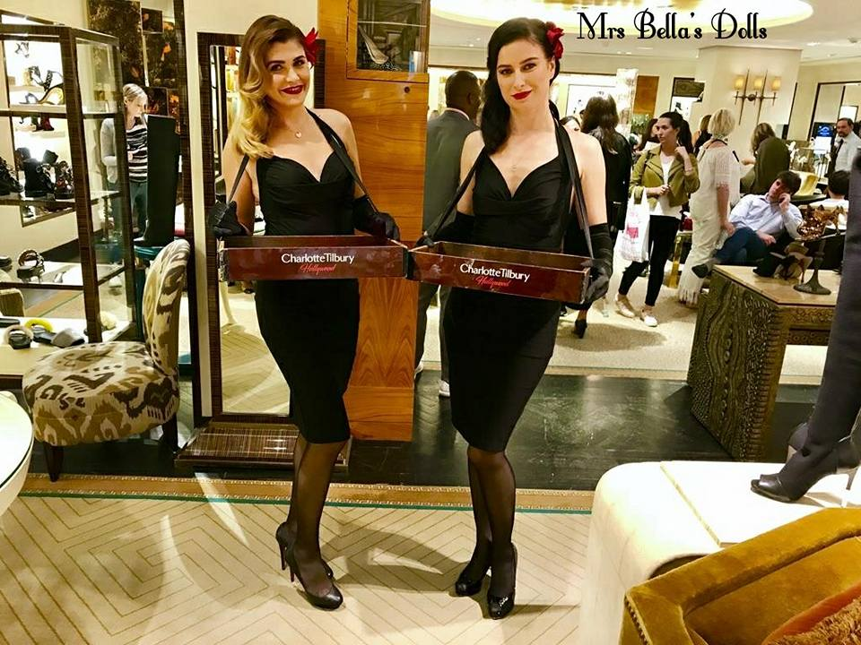 Charlotte Tilbury beauty event -NY