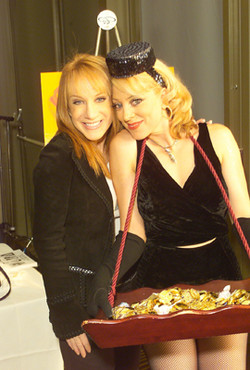 Mrs Bella with Kathy G