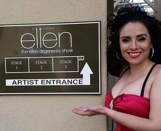 Did you see us on ELLEN?