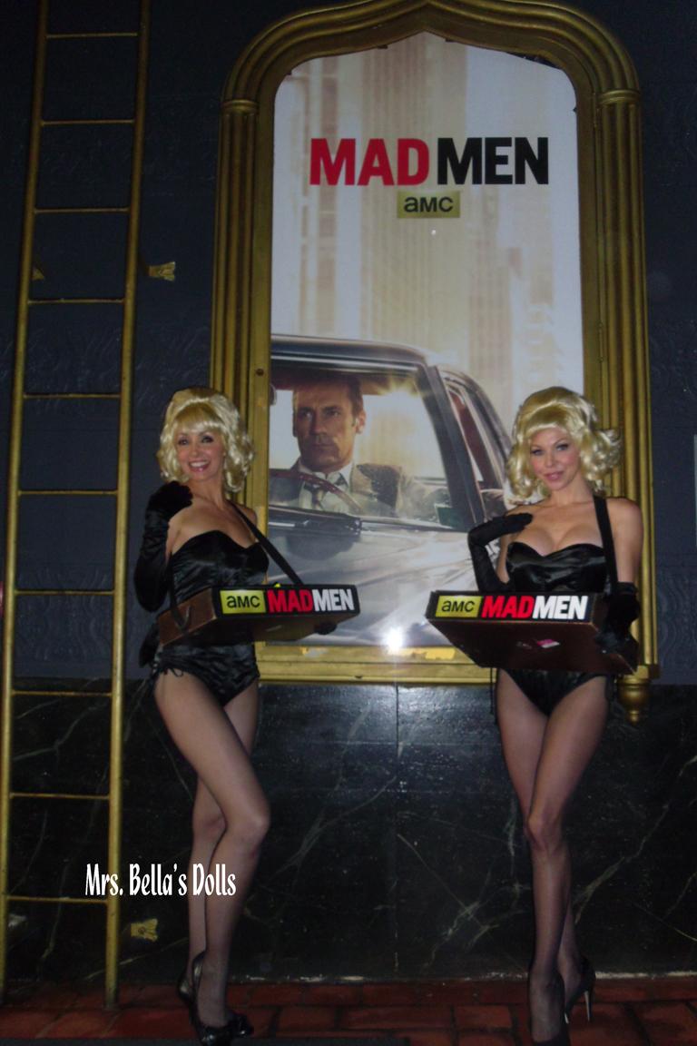 AMC for Mad Men