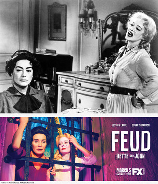 Bette Davis? or Joan? it's a diva's weekend with MBDs!