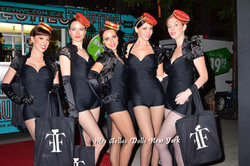 branded costumes at Fifi Awards
