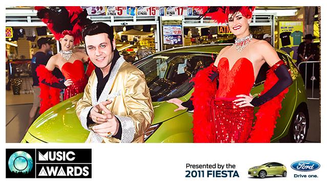 MTV Awards Las Vegas