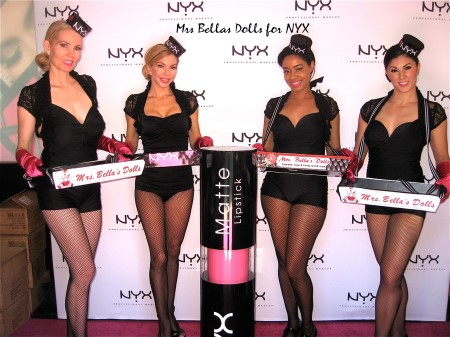 NYX candy girls