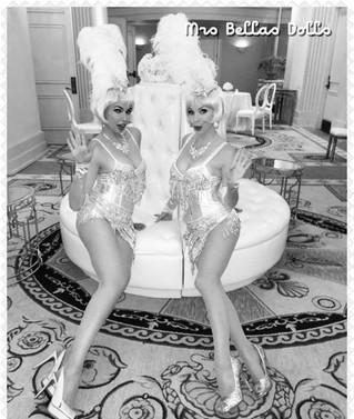 Backstage Showgirl Dolls