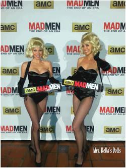 Bella's Dolls for Mad Men