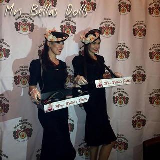 New York Dolls today for Macanudo