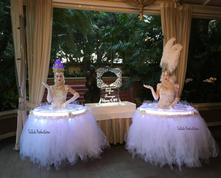 Private celeb wedding tonight at 4 Season's Beverly Hills