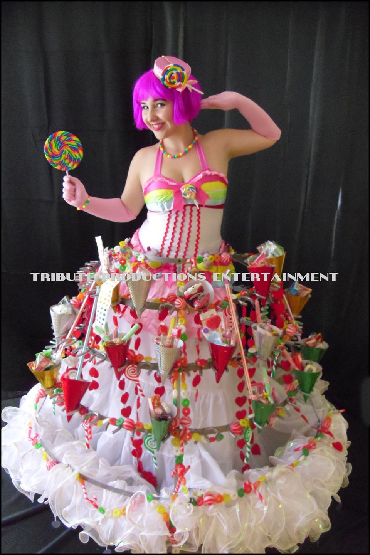CandyLand Strolling Skirt