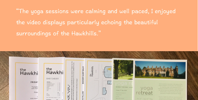 Feedback from 2019 retreat