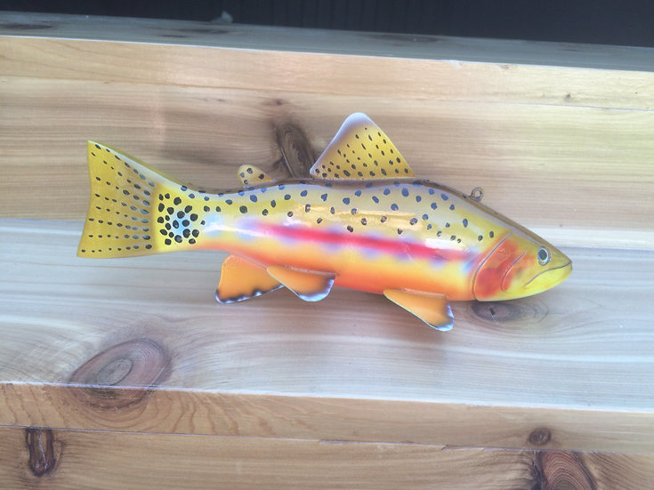 Golden Trout-WRGT