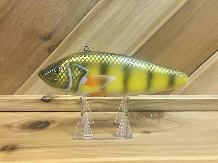 Yellow Perch Wobbler -WBYP