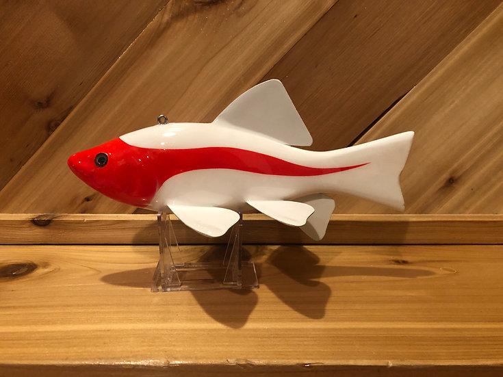 Red N White III