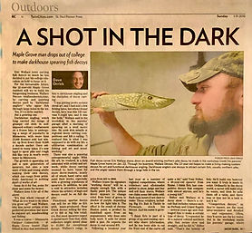 A Shot in The Dark Article by Dave Orrick