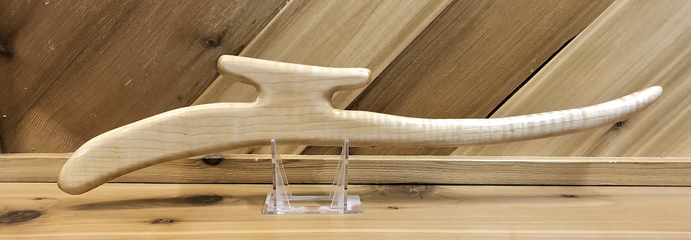Curly Maple Jig Stick