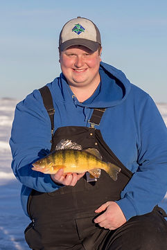 Devils Lake Jumbo Perch