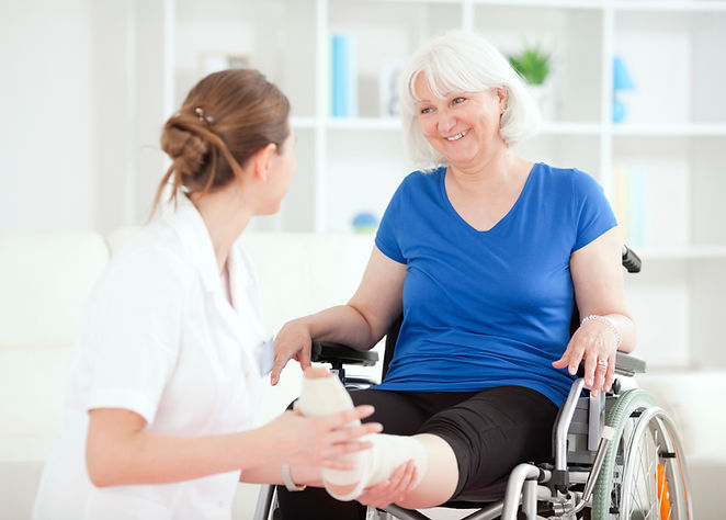 My Home Rehab offers post-surgery rehabilitation exercises.