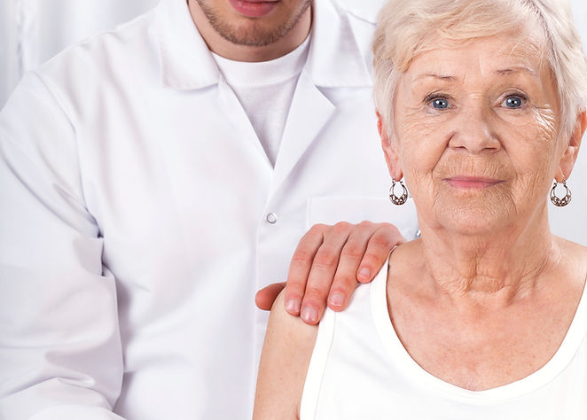 My Home Rehab helps stroke patients regain their mobility and strength.