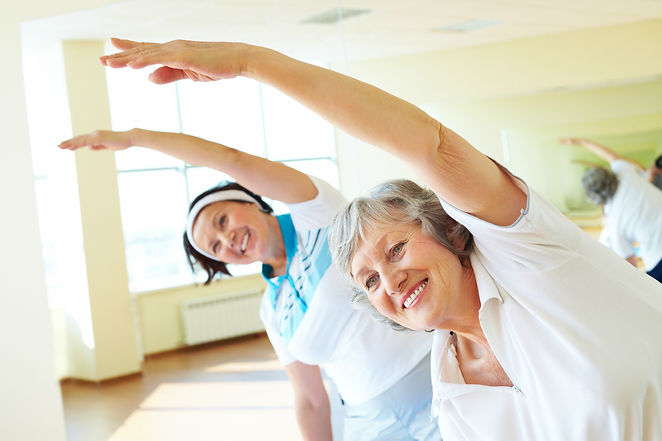 My Home Rehab offers fall prevention exercises.