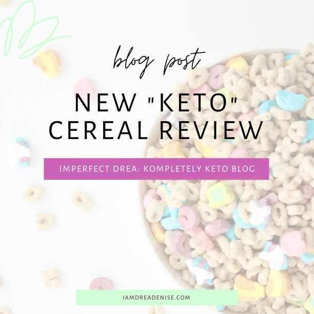 General Mills: Wonderworks Keto Friendly Cereal Review