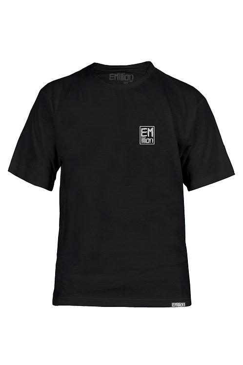 "EMillion ""The Truth"" T-Shirt / Black / 100% Cotton"
