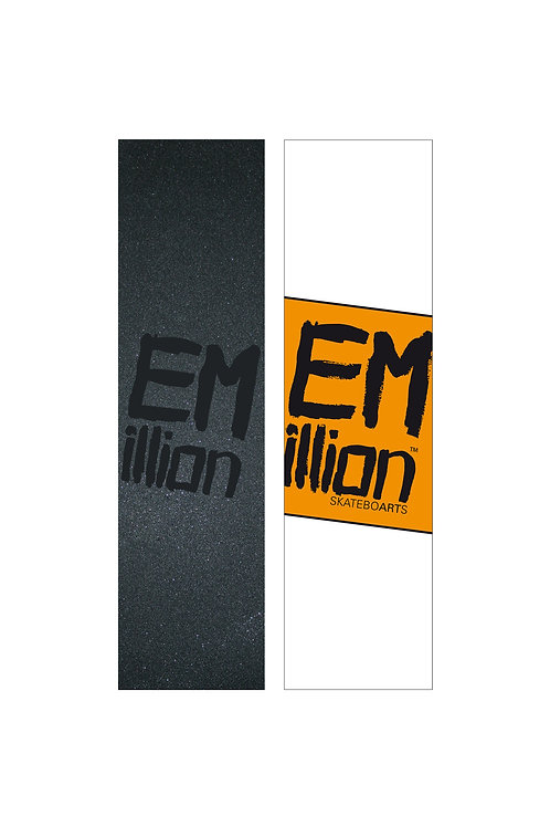 EMillion Stealth Mid Griptape / Single Sheet