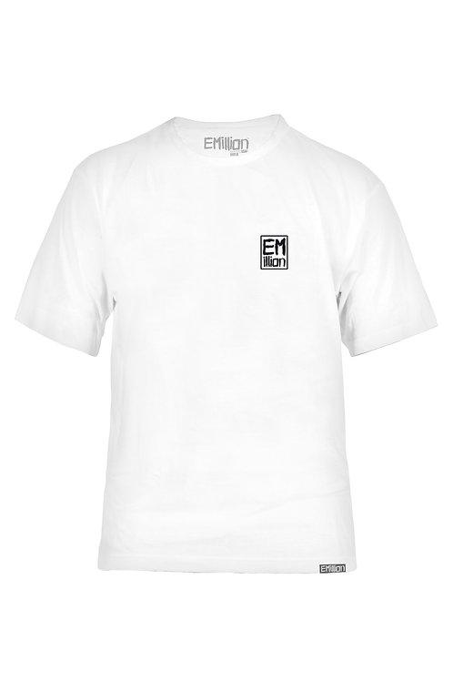 "EMillion ""The Truth"" T-Shirt / White / 100% Cotton"