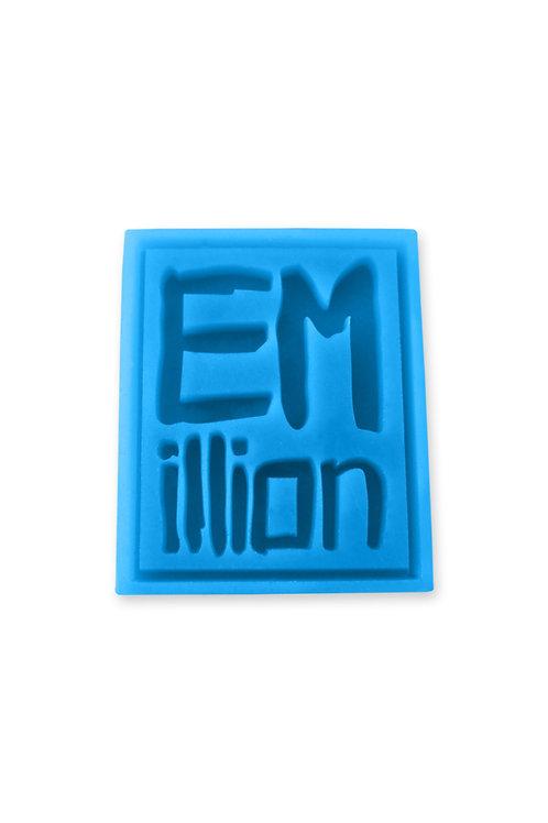 EMillion Curbwax / Coconut Flavor / Blue