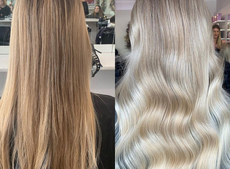 What is a weft extension?