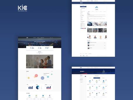KIC D.C. 미국 진출 한국스타트업 통합 정보 플랫폼