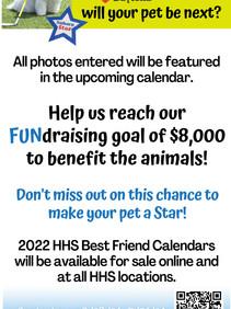 Photo Contest for 2022 Calendar